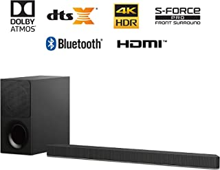 Sony 2.1 channel Premium Surround Sound with Dolby Atmos and DTS-X   HT-X9000F Soundbar