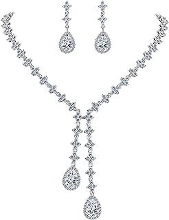 989e9a30f2a6 Amazon.es: collares de fiesta para bodas - Mujer: Joyería