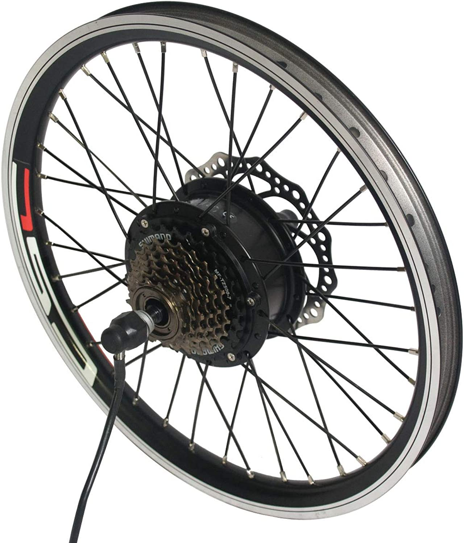LOLTRA MTB EBike Wheel Single Electric Mountain Bicyle Front Wheel Rear Wheel Replacement