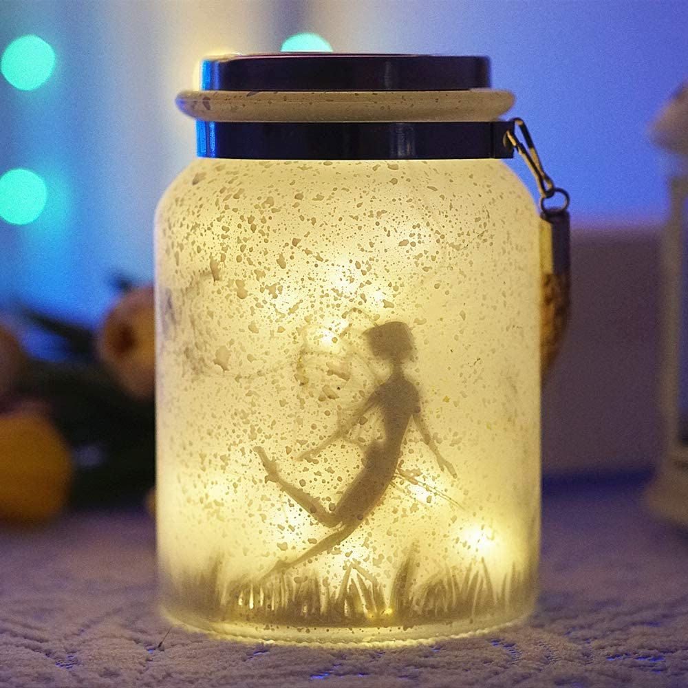 SunKite Solar Lantern Fairy Lights Hanging 20LED Warm A surprise price is realized White Clearance SALE Limited time Fros