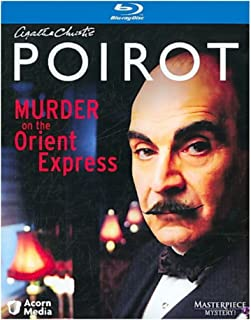 POIROT:MURDER ON THE ORIENT EXPRESS