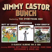 Jimmy Castor Bunch - Butt Of Course/..