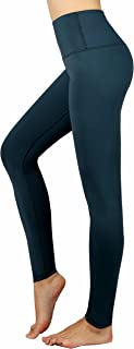Neonysweets Women Sports Yoga Workout Leggings Hidden Pocket