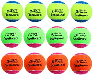 squeaky tennis balls for dogs