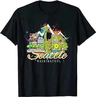 Best seattle souvenir t shirts Reviews