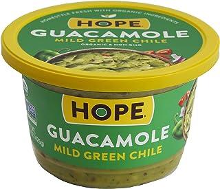 Organic, Gluten Free Mild Green Chile Guacamole, 15 oz