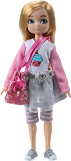 Lottie Doll by LT066 Birthday Girl 7 Inch Doll With Blond Hair And Blue Eyes Style: no fringe