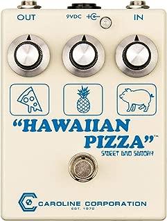 Caroline Hawaiian Pizza Fuzz Drive Effects Pedal