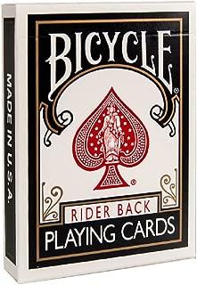 Matsui Gaming Machine Bicycle Black Rider 808 Playing Cards