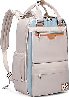 Myhozee Damen Herren Rucksack Mode Schulrucksack Lässiger Studenten Backpack Tagesrucksack Daypack mit Laptopfach Laptop R...