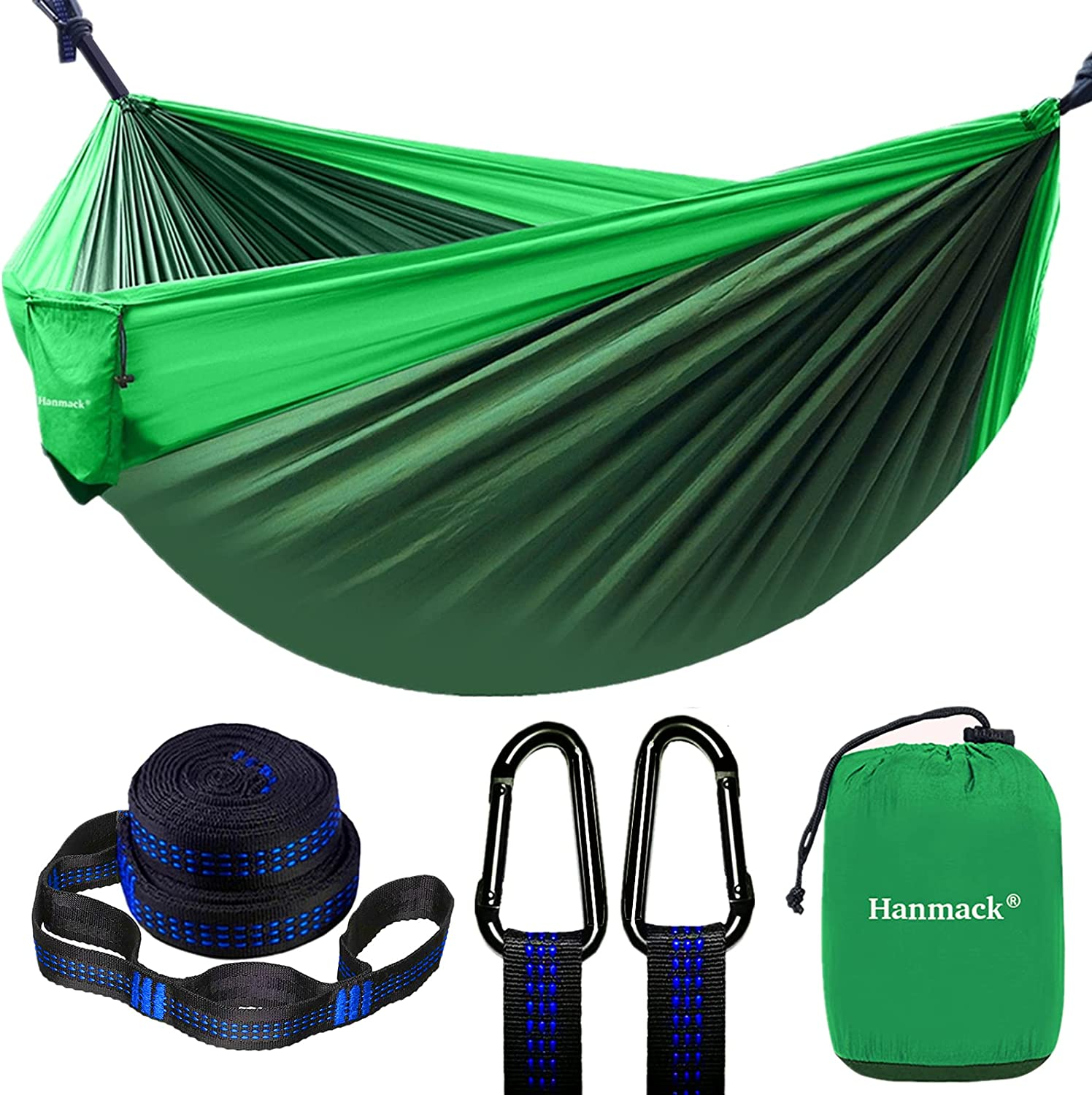 Double Hammock Camping with 2 16+2 Straps Tw OFFicial mail Tampa Mall order Loops Tree