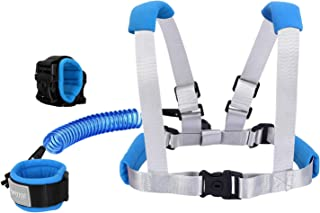 Blisstime 2 in 1 Toddler Leash -Anti Lost Wrist Link for Toddlers -Toddler Harness,Baby Leash,Leash for Toddlers,Wrist Lea...