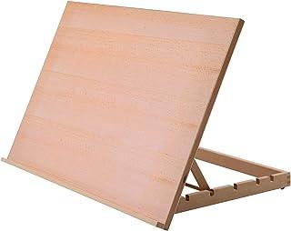 لوح رسم ورسم طاولة خشبية كبيرة جدًا 5 أوضاع من فولينغ إن آرت