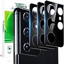 [3 Pack] Tamoria S21 Ultra Camera Protector Silk-Screen...