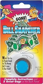 Dollar Bill Snatcher Magic Trick