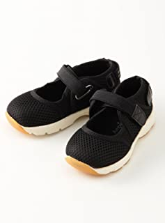 ampersand (アンパサンド) ベビー スニーカー サンダル 赤ちゃん 男の子 女の子 靴 13.5㎝ ブラック 50391