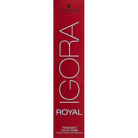 Schwarzkopf Igora Royal Tinte Permanente, Tono 9-7 - 60 ml