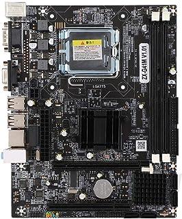 Computer Motherboard,DDR3 Memory, 1600/1333MHz Desktop Computer Motherboard for Intel G41M LGA775,CPU Socket LGA 775