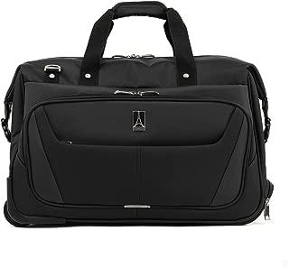 Travelpro Maxlite 5 Carry-on Rolling Duffel, Black (black) - 4011773-01