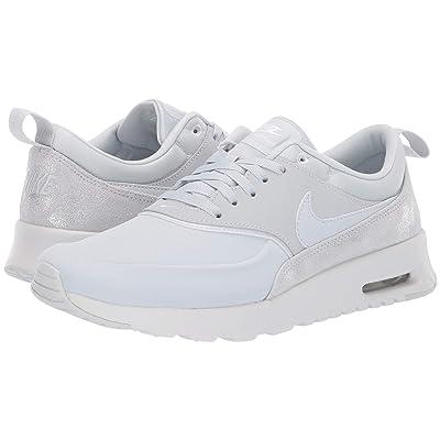 Nike Air Max Thea Premium (Pure Platinum/Pure Platinum/Summit White) Women