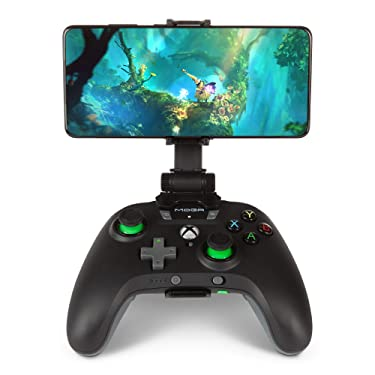 PowerA Moga XP5-X Plus Bluetooth Controller for Mobile And Cloud Gaming On Android And PC, Gamepad, Phone Clip, Gaming Controller - Xbox One
