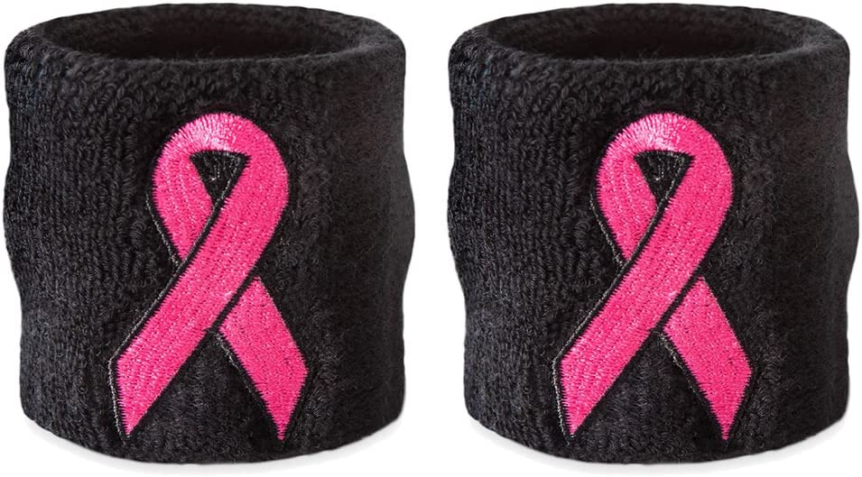 SEAL limited product Suddora Pink Ribbon Wristbands Popularity - Bulk Cancer Awareness Sw Breast