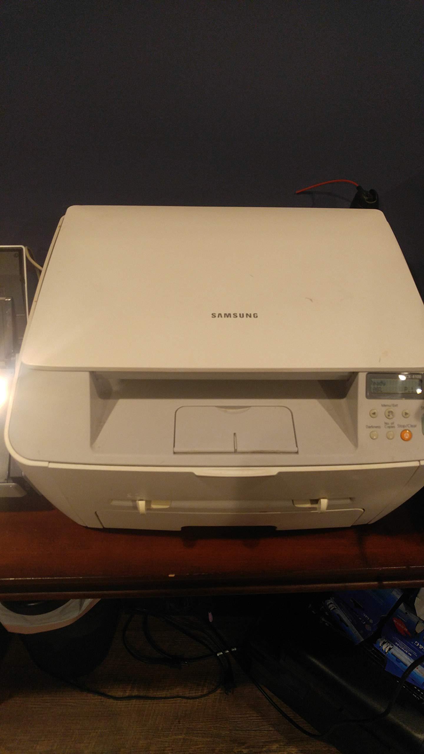 New Black SCX-4100 High Yiled Toner Cartridge for Samsung SCX4100 Laser Printer