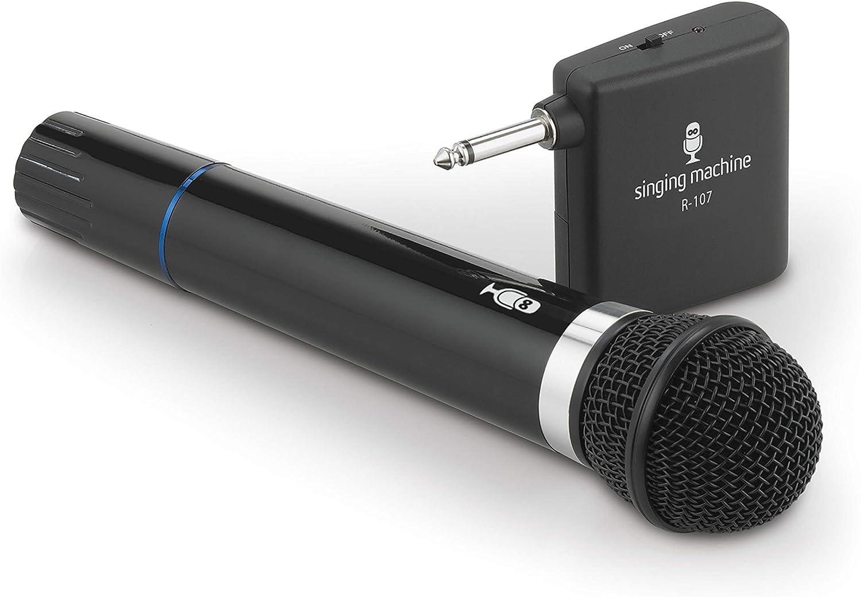 SMM-107 Karaoke Wireless Microphone