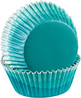 Wilton ColorCup Standard Baking Cups, Blue Ombre, 36-Pack (W415CC-0631)