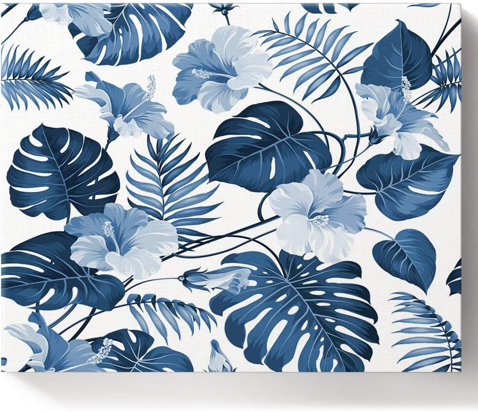 Findamy CanvasPaintbyNumbersTropical Max 48% OFF Industry No. 1 DIYOilPaintin Jungle