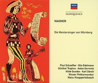 Wagner: Die Meistersinger Von Nurnburg
