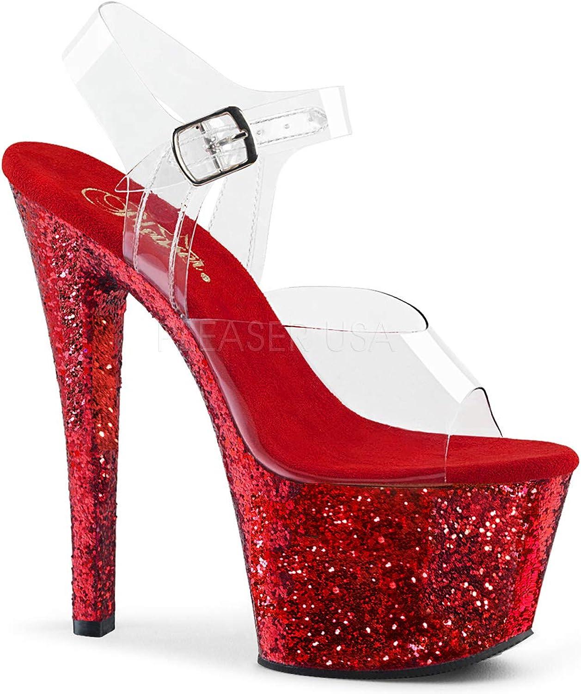 Pleaser kvinnor SKY -308LG  C  RG RG RG Sandals  officiellt godkännande