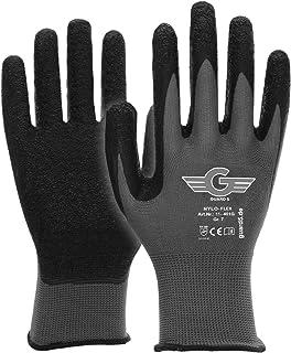 Guard 5 Nyloflex 11401 - Guantes de trabajo, de nailon y lá
