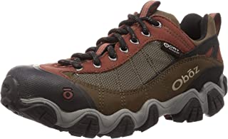 Oboz Firebrand II B-Dry Hiking Shoe - Men's Earth 11 Wide