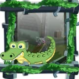 Croc sewer escape
