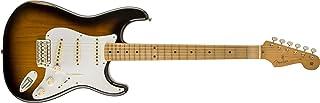 Fender 0131012303 Guitarra eléctrica de arce Stratocaster de los años 50, 2 colores