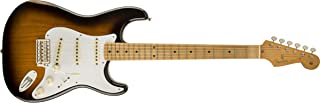 Fender Road Worn '50s Stratocaster, Maple Fretboard - 2-Tone Sunburst
