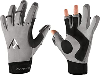 Palmyth Flexible Fishing Gloves Warm for Men and Women...