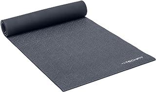 TechFit Alfombrilla de PVC para Equipo de Fitness (173 cm x 61 cm x 6 mm)