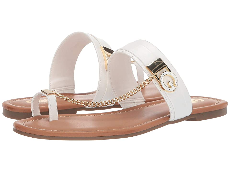 G by GUESS Loona (White) Women