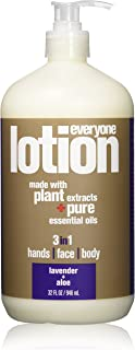 EO Products Lavender and Aloe Everyone Lotion, 32 Ounce - 1 each.