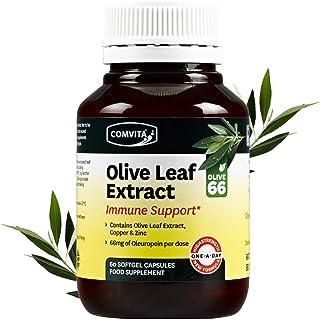 Comvita Olive Leaf Immune Support 60 Capsules