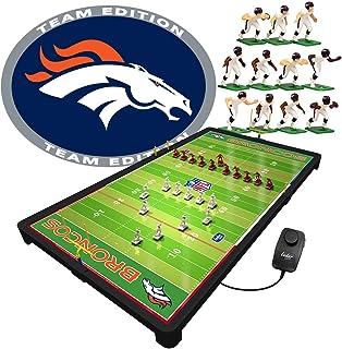 لعبة دنفر برونكوس NFL ديلوكس الكهربائية لكرة القدم