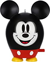 Hallmark Keepsake Christmas 2019 Year Dated Disney Mickey Mouse Face Ornament