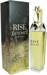 Beyonce Rise Eau De Parfums Spray for Women. EDP 3.4 fl oz, 100 ml
