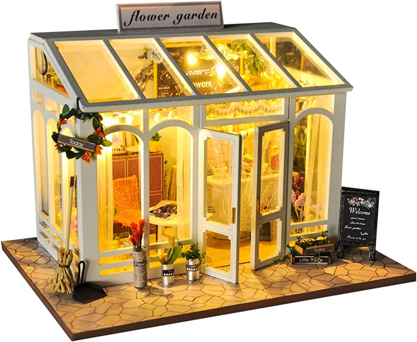 JPMSB Doll House Miniature DIY Dollhouse Wooden Furnitures with Direct sale of manufacturer OFFicial shop
