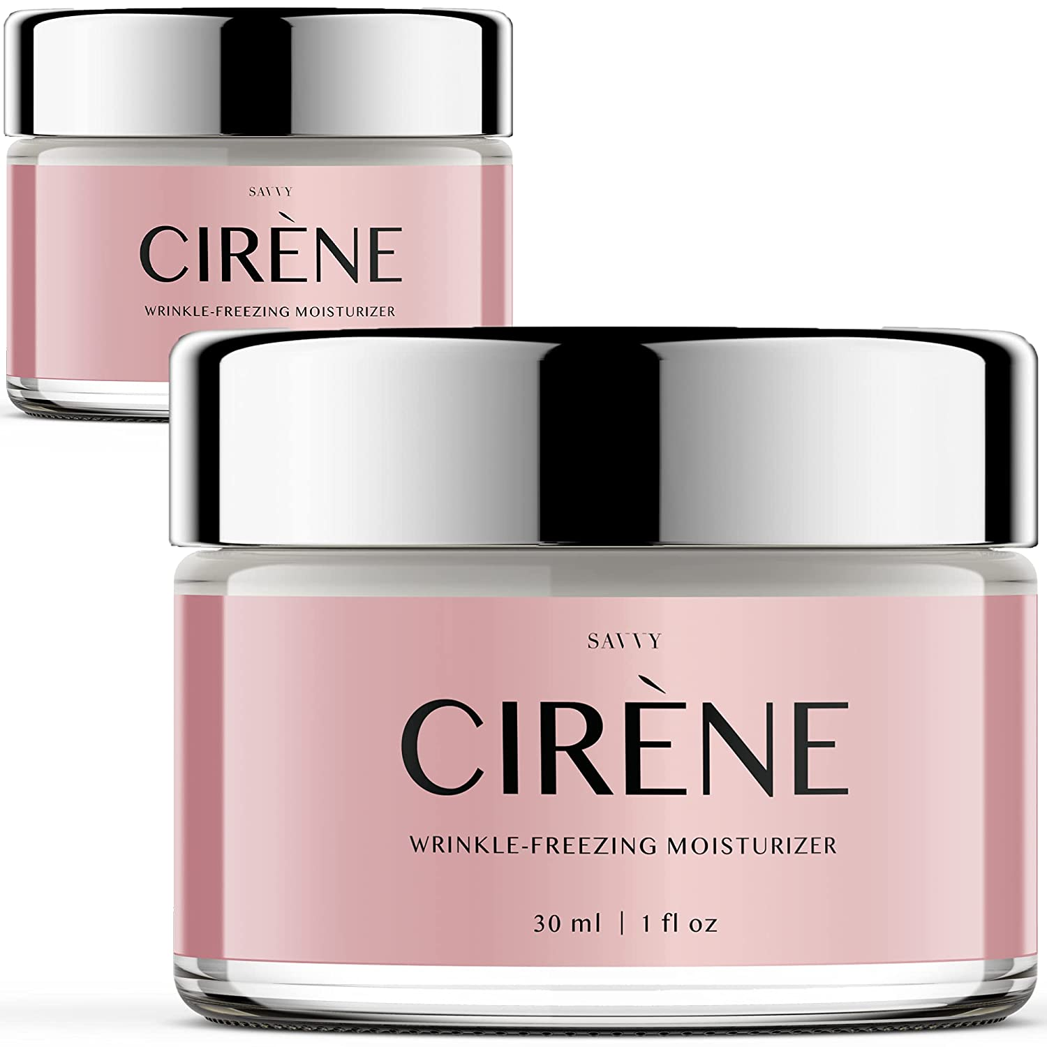 Max 44% OFF 2 Pack Cirene Face Cream Wrinkle-Freezing Skincare OFFicial store Moisturizer