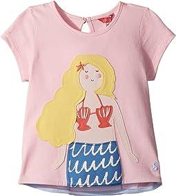 Applique Jersey T-Shirt (Toddler/Little Kids)