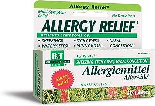 B&T Allergiemittel AllerAide Allergy Relief Homeopathic, 40 Count (Nature's Way Brands)