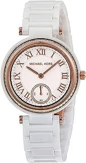 Michael Kors Women's Mini Skylar White Watch MK6240